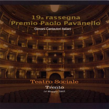 CD - 19° Rassegna Premio Paolo Pavanello
