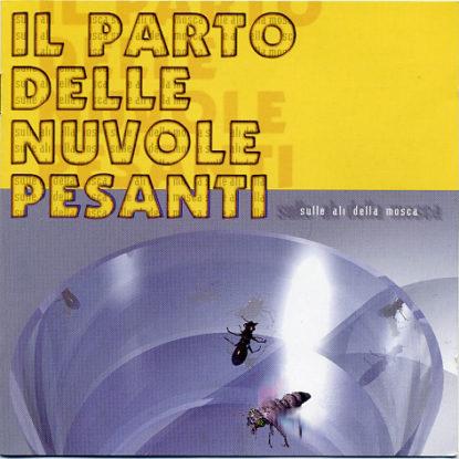 CD - Il Parto Sulle Ali DElla Mosca