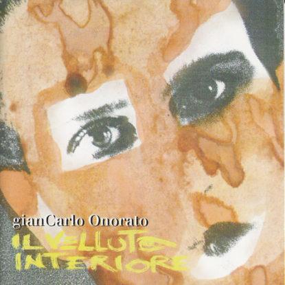 CD - Onorato Il velluto interiore