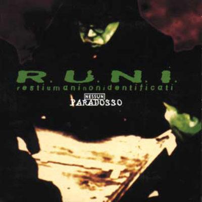 CD - Runi Nessun Paradosso