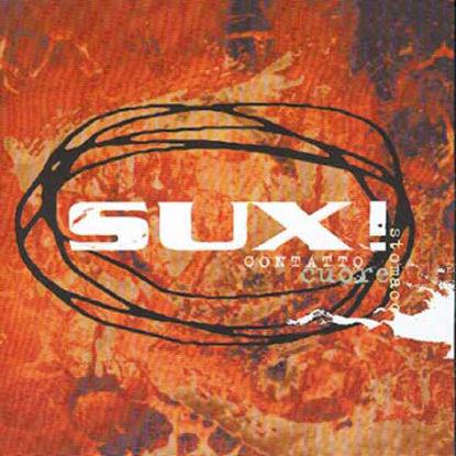 CD - Sux Contatto Cuore Stomanco