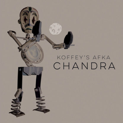 CD - Koffey's Afka Chandra